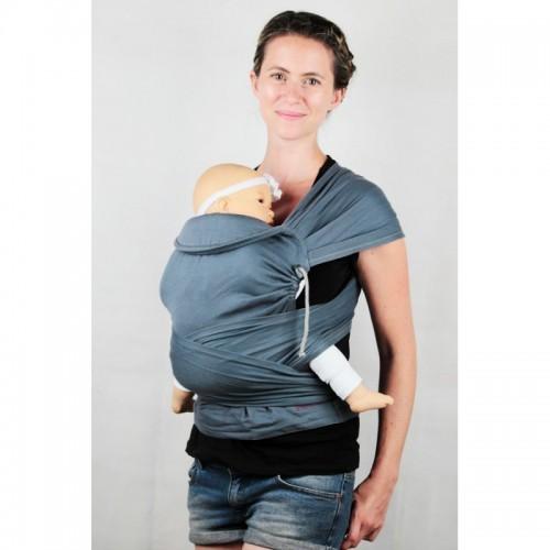 Porte bébé asiatique Mid-Taï