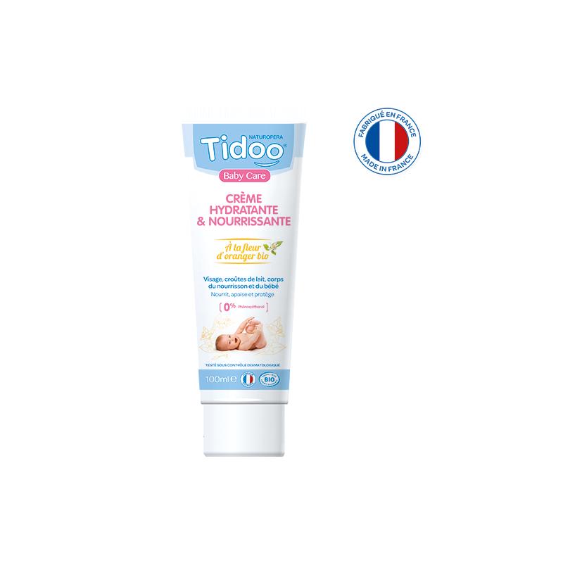 Crème hydratante et nourissante bio 100ml
