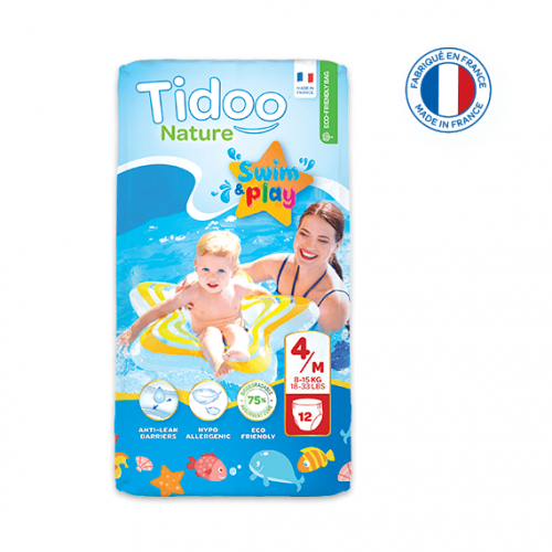 Couches de bain Tidoo Swm & Play