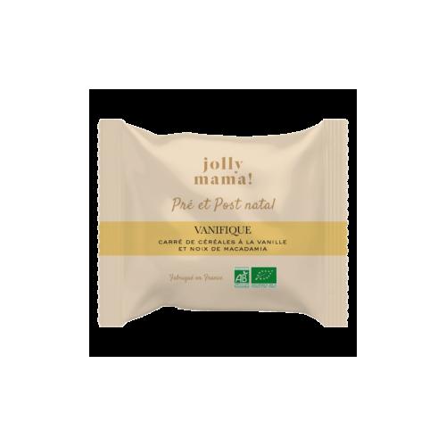Carré de céréales bio VANIFIQUE Jolly Mama