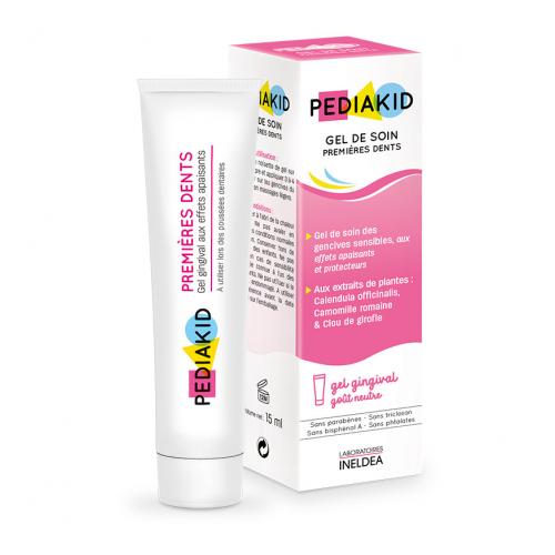Gel de soin premières dents Pediakid
