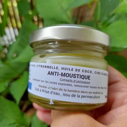 Baume anti-moustiques 100% Zèb 67ml