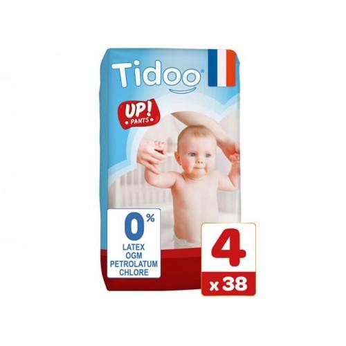 Couches culottes écologiques Tidoo (Taille 4 à 6)